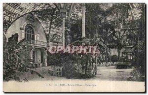 Old Postcard Winter Palace Pau Palmarium