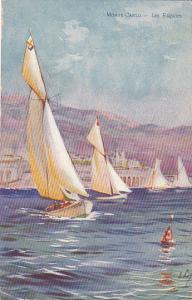 MONTE CARLO, 00-10s; Les Regates , Sailing