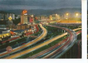 Postal 047015 : Cruce de las autopistas llamado El Pulpo. Caracas - Venezuela