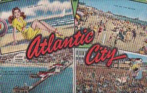 New Jersey Atlantic City Multi View