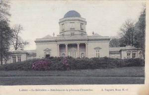 Belgium Brussels Laeken Le Belvedere Residence de la Princesse Clementine de ...