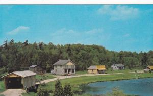Pioneer Village,  Doon,  near Kitchener,  Ontario,   Canada,  40-60s