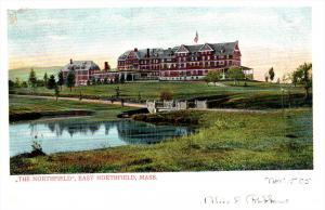 Massachuseets  Northfield Hotel