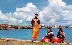 Apia Waterfront Fiji Unused