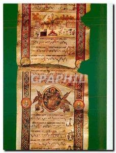 Postcard Modern Bari Exultet Api Pantokrator