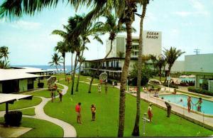 Florida Pompano Beach Ocean Ranch & Villas 1964