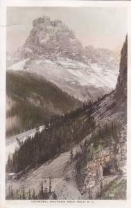RP, Cathedrale Mountain Near Field, British Columbia, Canada, 1920-1940s (2)