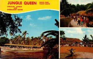 Florida Fort Lauderdale Jungle Queen II