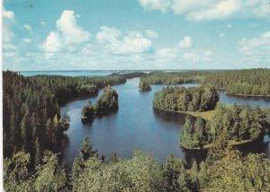 POSTAL B4880: FINLANDIA: LAGO SKONHET