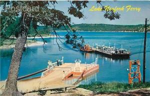 AR, Lake Norfork, Arkansas, Ferry, Mike Roberts No. C6565