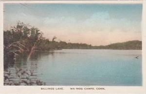 Connecticut Wa-Wog Camps Billings Lake Albertype
