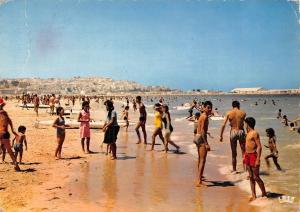 Morocco Tanger The beach Der Strand La Plage