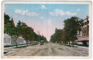Asbury Park, N.J., Grand Avenue