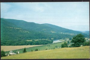 MA ~ Pownal Valley Southwestern Gateway to Vermont on U.S. Route 7  1950s-1970s