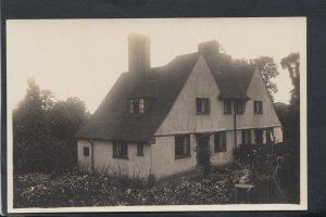 Dorset or Somerset? Postcard - House at Shapwick    T2623