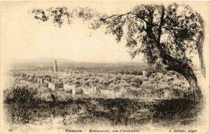 CPA AK Geiser 35 Tlemcen Mansourah, vue d'ensemble ALGERIE (756405)