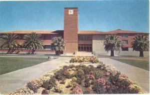 Student Union Memorial Bldg. University of Arizona, Tucson, AZ, Chrome