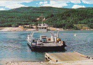 Canada Needles-Fauquier Ferry British Columbia