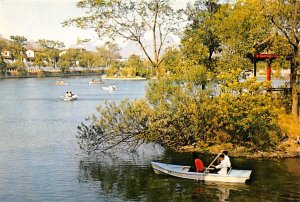 Banyan Lake Kweilin China Unused
