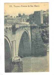 Puente de San Martin, Toledo, Spain, 00-10s