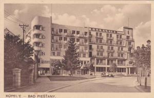 Eden, Kupel´e, Bad Piešťany, Slovakia, 1900-1910s