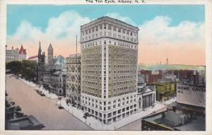 The Ten Eyck, ALBANY, New York, 1910-1920s