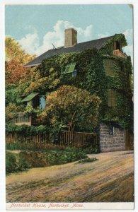 Nantucket, Mass, Nantucket House