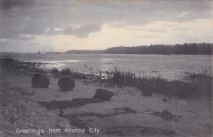 Greetings from Atlantic City , New Jersey , PU-1906