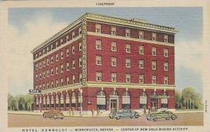 Nevada Winnemucca Hotel Humboldt