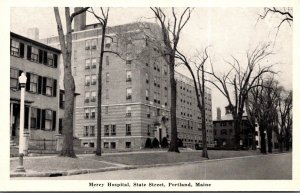 Maine Portland Mercy Hospital State Street