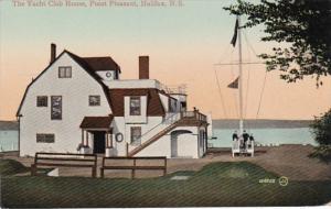 Canada Halifax The Yacht Club House Point Pleasant
