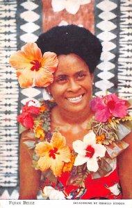 Fijian Belle Fiji Unused
