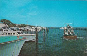 Florida Pensacola Deep Sea Fishing Boat