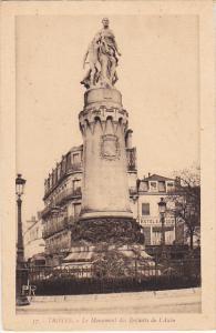 France Troyes Le Monument des Enfants de l'Aube
