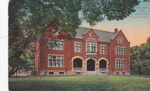 Students Building, Smith College, Northampton, Massachusetts, 00-10's