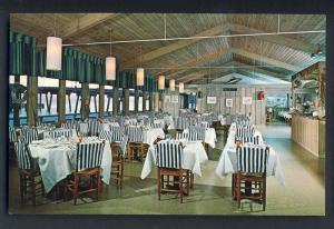 Clearwater, Florida/FL Postcard,Fisherman's Wharf Restaurant