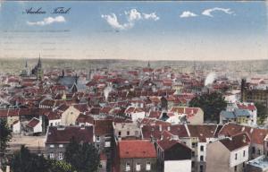 Aerial View, AACHEN Total, North Rine-Westphalia, Germany, PU-1922