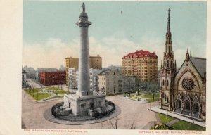 BALTIMORE , Maryland , 00-10s ; Washington Monument