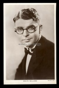 b1625 - Film Actor - Emlyn Williams - Picturegoer No. 817- postcard
