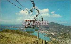 Modern Postcard Virgin Islands St. Thomas Tram Ride of the top enjoy a cool d...
