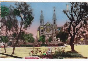 The Metropolian Church , Port-au-Prince , Haiti , PU-1953 ; Haiti stamps