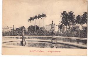Recife - Brasil, Parque Amorim