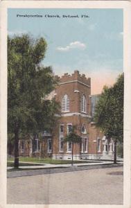 DE LAND, Florida, PU-1919; Presbyterian Church