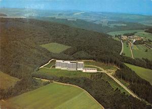 St Wendel Saar, Bosenberg Kurklinik Hospital Aerial view