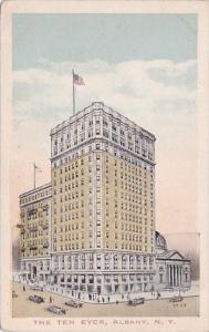 New York Albany The Ten Eyck