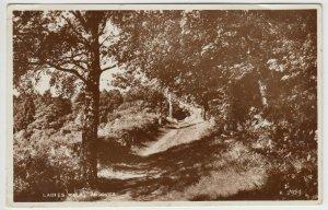 Hampshire; Ladies Walk, Andover RP PPC, 1959 PMK, To P Moorman, East Cosham