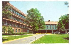 Watts Hospital, West Durham, North Carolina, 50-70