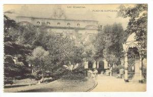 San Sebastián, Spain, 00-10s  Plaza de Guipuzcoa