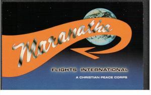 BERRIEN SPRINGS, Michigan, 1940-1960's; Maranatha Flights International