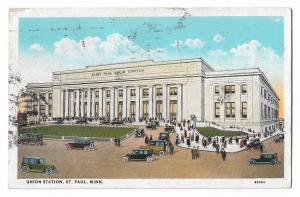 USA - Union Station St Paul 01.14